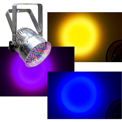 Chauvet LEDrain 38C - PAR Can in Chrome