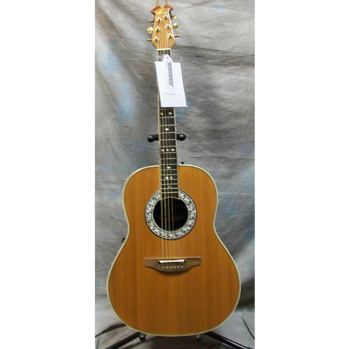 Ovation LEGEND 1717 Acoustic Electric Guitar-thumbnail