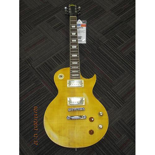 Vintage LEMON DROP Solid Body Electric Guitar