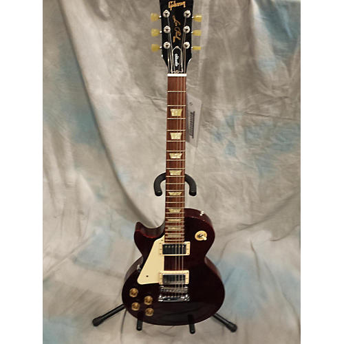 Gibson LES PAUL STUDIO LEFT HAMDED MIN-e TUNE Solid Body Electric Guitar-thumbnail