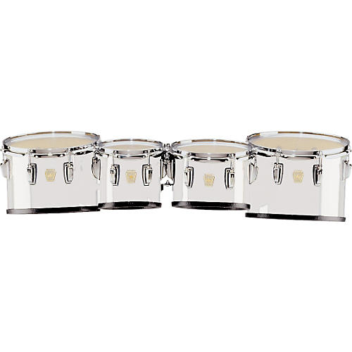 Ludwig LF-C404-XR Quad Tom with Omni-T Carrier