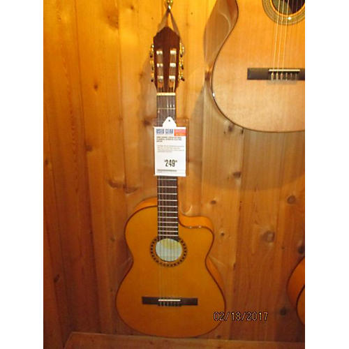 Lucero LFB250 Classical Acoustic Electric Guitar