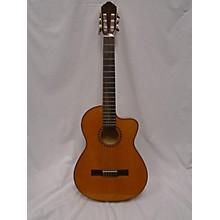 Lucero LFB250SCE Classical Acoustic Guitar