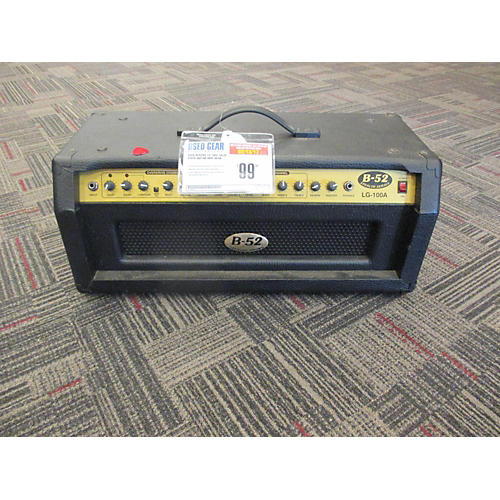 Bugera LG-100A Solid State Guitar Amp Head