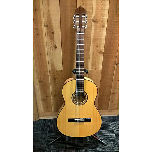 In Store Used LG-725 Natural Flamenco Guitar-thumbnail