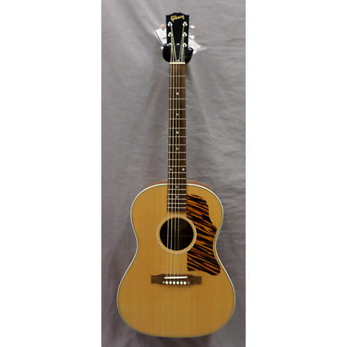 Gibson LG2 American Eagle Acoustic Acoustic Guitar Natural