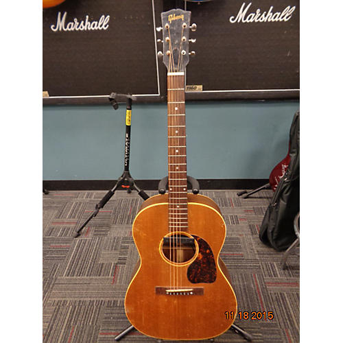 Gibson LG3 Acoustic Electric Guitar-thumbnail