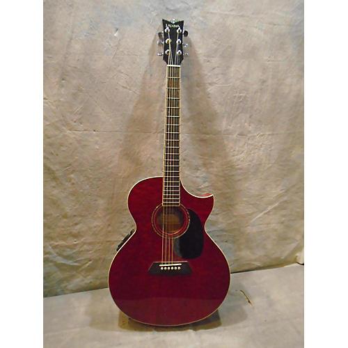 Laguna LG4CETR Acoustic Electric Guitar-thumbnail