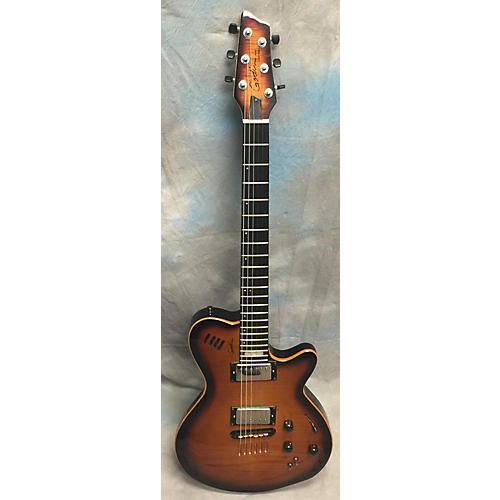 used godin lgx sa solid body electric guitar guitar center. Black Bedroom Furniture Sets. Home Design Ideas