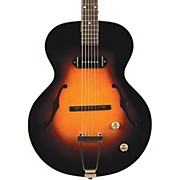 The Loar LH-301T Thin Body Archtop Electric Guitar