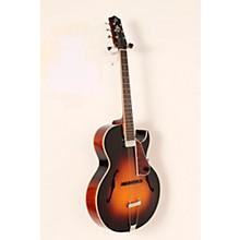 LH-350 Archtop Cutaway Hollowbody Guitar Level 2 Sunburst 888366024461