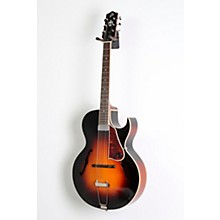 LH-350 Archtop Cutaway Hollowbody Guitar Level 2 Sunburst 888366040355