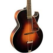 The Loar LH-350 Archtop Cutaway Hollowbody Guitar