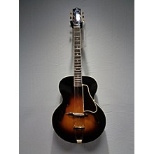 The Loar LH-700 Hollow Body Electric Guitar