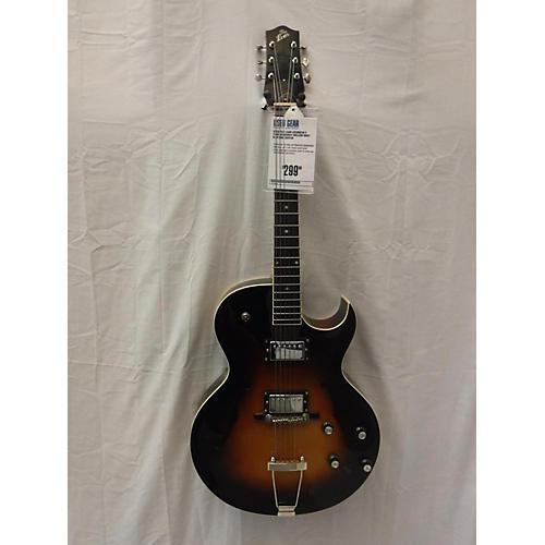 The Loar LH280CSN Hollow Body Electric Guitar