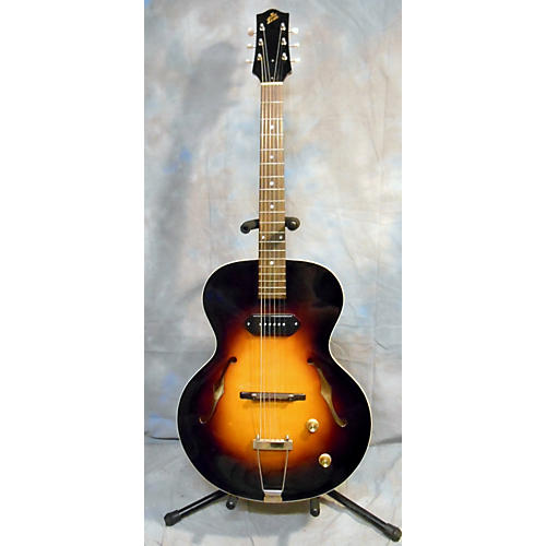 The Loar LH301TVS Acoustic Electric Guitar