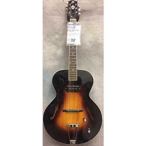 The Loar LH309VS Hollow Body Electric Guitar-thumbnail