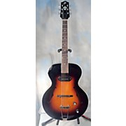 The Loar LH309VS Hollow Body Electric Guitar