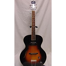 The Loar LH309VS Hollow Body Electric Guitar