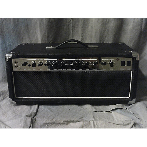 Laney LH50 Solid State Guitar Amp Head-thumbnail