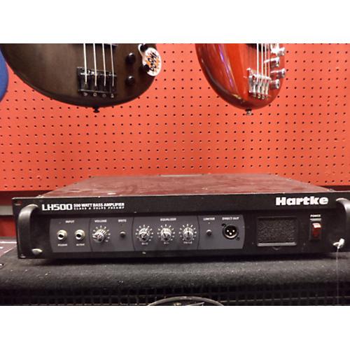 Hartke LH500 500W Bass Amp Head-thumbnail