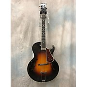 The Loar LH650-vS Hollow Body Electric Guitar