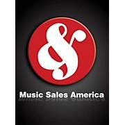 Hal Leonard L'Horloge de Flore (Oboe and Piano) Music Sales America Series by Jean Francaix