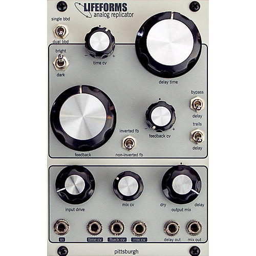 pittsburgh modular synthesizers lifeforms analog replicator guitar center. Black Bedroom Furniture Sets. Home Design Ideas