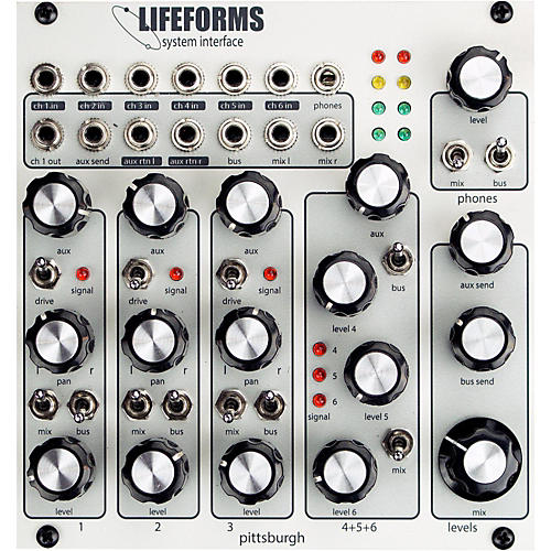 Pittsburgh Modular Synthesizers LIFEFORMS SYSTEM INTERFACE-thumbnail