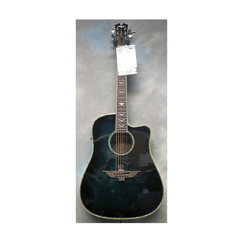 Used Keith Urban Light The Fuse Acoustic Electric Guitar