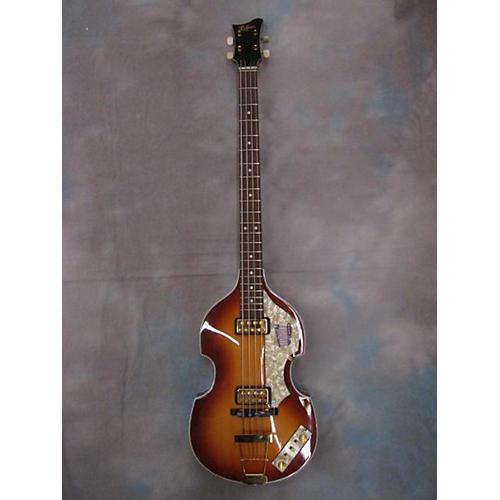 Hofner LIMITED EDITION 1962 ED SULLIVAN EDITION Electric Bass Guitar-thumbnail