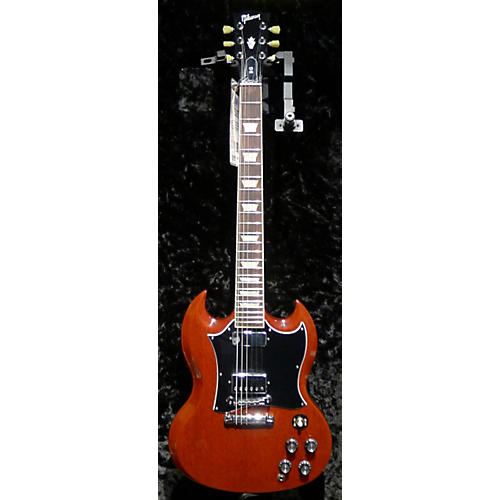Gibson LIMITED EDITION 24 FRET SG Solid Body Electric Guitar-thumbnail