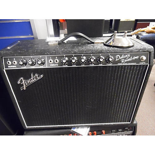 Fender LIMITED EDITION '65 DELUXE REVERB PAISLEY Tube Guitar Combo Amp