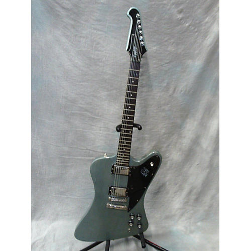 Epiphone LIMITED EDITION CUSTOM SHOP FIREBIRD Solid Body Electric Guitar Pelham Blue-thumbnail