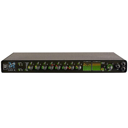 METRIC HALO LIO-8 Line-level Digital Audio Processor w/8 Preamp-thumbnail