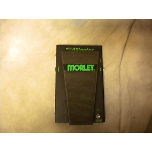 Morley LITTLE ALLIGATOR Black Pedal