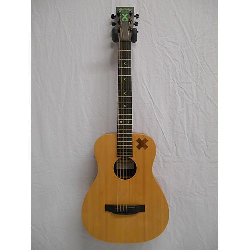 used martin little martin ed sheeran acoustic electric guitar guitar center. Black Bedroom Furniture Sets. Home Design Ideas
