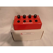 REDCO LITTLE RED CUE BOX Headphone Amp