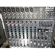 Alto LIVE 1202 12-Channel 2-Bus Unpowered Mixer