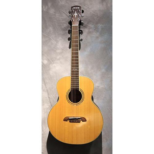 Alvarez LJ60 Little Jumbo Travel Acoustic Guitar-thumbnail