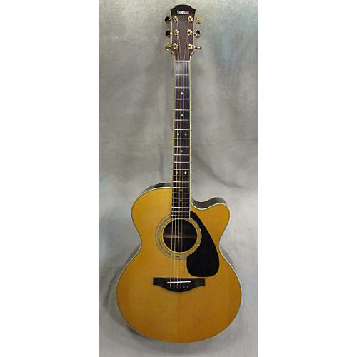 Yamaha LJX16CP Acoustic Electric Guitar-thumbnail