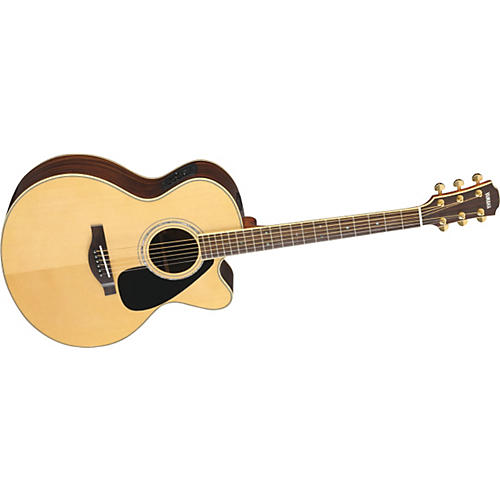 Yamaha LJX16CP Jumbo Acoustic-Electric Guitar-thumbnail