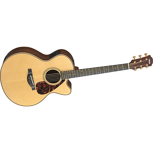 Yamaha LJX26CP Jumbo Acoustic-Electric Guitar