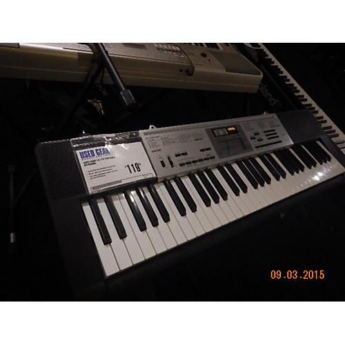 used casio lk 175 portable keyboard guitar center. Black Bedroom Furniture Sets. Home Design Ideas