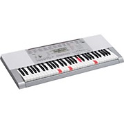 LK-280 61 Lighted-Key Educational Portable Keyboard