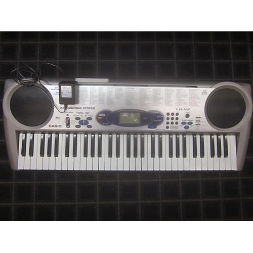 Casio LK-43 Portable Keyboard-thumbnail