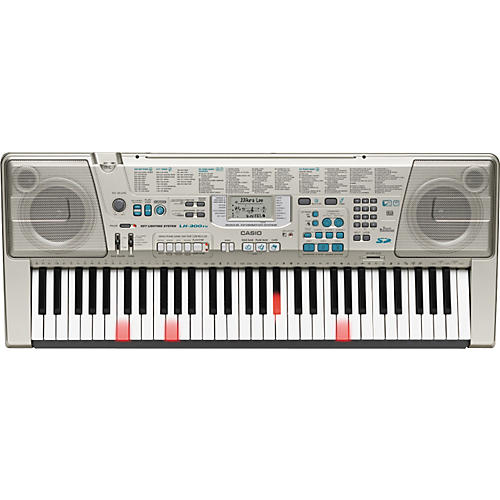 Casio LK300TV Lighted Key Keyboard-thumbnail