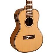Lanikai LKS-CEU Solid Spruce Top Acoustic-Electric Concert UkeSB Ukulele