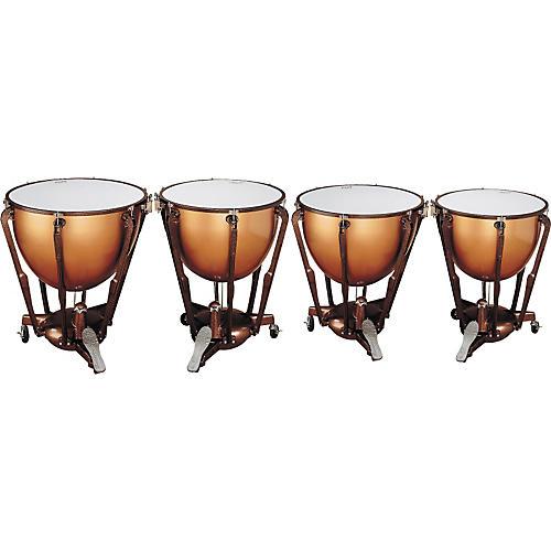 Ludwig LKS404FG Standard Fiberglass Timpani Set