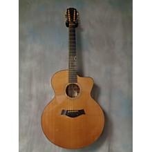 Taylor LKSM Leo Kottke Signature 12 String Acoustic Electric Guitar